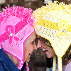 Cancer Survivors: Grandmother and Granddaughter