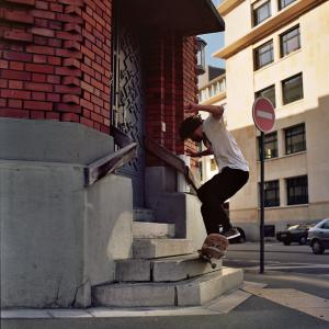 Frontcrook in Lille with Adrien Battez