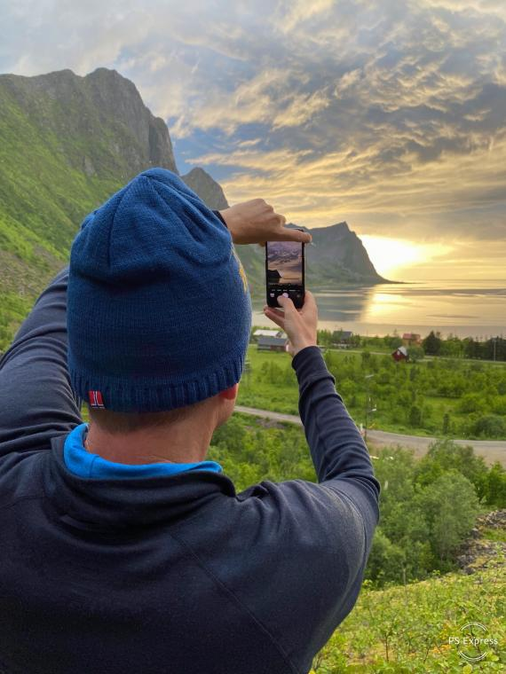 A Kodak Moment on Senja, Norway
