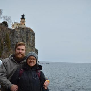 Easter Day at Split Rock Lighthouse in Two Harbors Minnesota